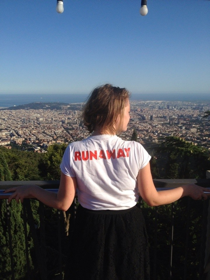 Как в Испании оказалась личноя