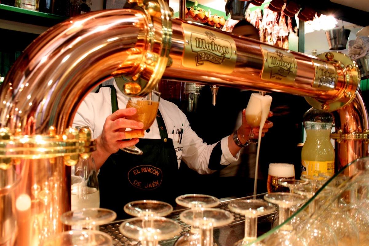 Лучшие бары Мадрида: ElTigre