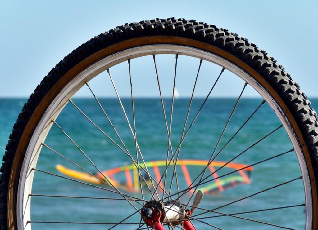 Экскурсия: по Барселоне на велосипеде,€70